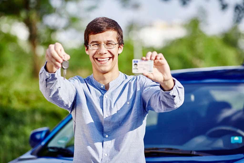 6 Hour Course + DMV Car Test Rental